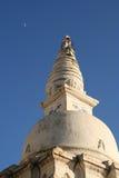 Buddhist Swayambhunath Stupa Stock Image
