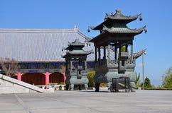 Buddhist tempel Stock Image