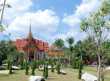 Buddhist temple Thailand Royalty Free Stock Image