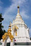 Buddhist Temple. A buddhist temple in Chiang Mai Northern Thailand Stock Images