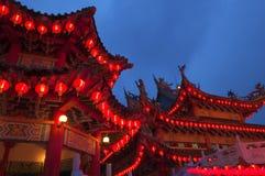 Buddhist temple Royalty Free Stock Photos