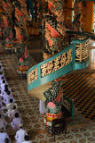 The Buddhist temple Royalty Free Stock Photography