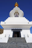The Buddhist Temple. In the Costa del Sol, Spain Stock Photography