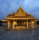 Buddhist temple Royalty Free Stock Photo