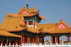 Buddhist Temple. Stock Photo