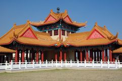 Buddhist Temple. Stock Image