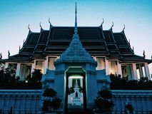 Buddhist temple royalty free stock photography