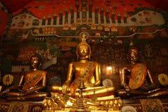 Buddhist temple in Ayutthaya Stock Photos