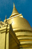 Buddhist temple on the background of nature Royalty Free Stock Image