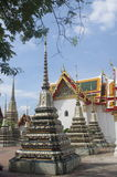 Buddhist temple in Bangkok Stock Photos