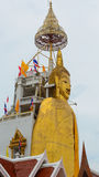 Buddhist temple in Bangkok Stock Images