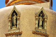 Buddhist temple, Bangkok, Thailand. Stock Photo
