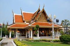 Buddhist Temple in Bangkok Stock Image