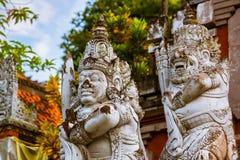 Buddhist temple of Banjar - island Bali Indonesia Royalty Free Stock Photos