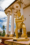 Buddhist Temple, Battambang, Cambodia Royalty Free Stock Photos