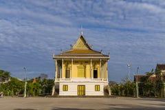 Buddhist temple in Battambang, Cambodia Royalty Free Stock Image