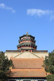 Buddhist temple of the Beijing summer palace Stock Photos