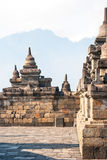 Buddhist temple Borobudur, Magelang, Indonesia Stock Photo