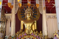 Buddhist temple is building. 2014 at Thailandnn(Chiang mai Stock Images