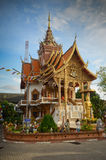 Buddhist Temple, Chiang Mai Stock Photos