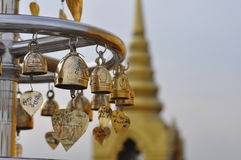 Buddhist temple close up Royalty Free Stock Photography