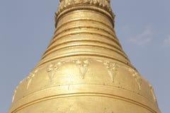 Buddhist temple complex Shwedagon is a historical symbol of Buddhism, Myanmar. Buddhist temple complex Shwedagon is a historical symbol of Buddhism, Yangon royalty free stock image