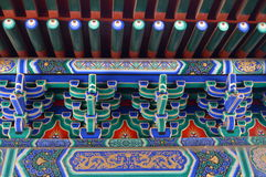 Buddhist Temple Details Royalty Free Stock Image