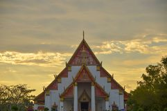 Buddhist temple Royalty Free Stock Image