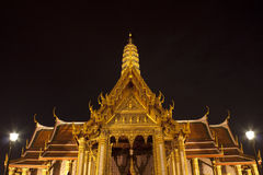 Buddhist temple Grand Palace Stock Image