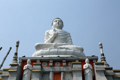 Buddhist temple in Howrah, India Stock Photos