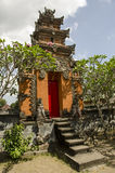 Buddhist temple, Indonesia Royalty Free Stock Photography