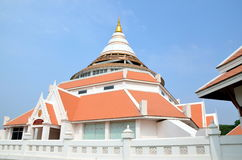 Buddhist temple in Kanchanaburi, Thailand Stock Photography