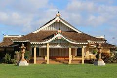 Buddhist Temple. Kauai Soto Zen Temple Zenshuji - Buddhist Temple in Hawaii Royalty Free Stock Photos