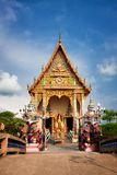 Buddhist temple, Thailand Royalty Free Stock Image