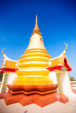 Buddhist temple in koh Samui, Thailand. Stock Image