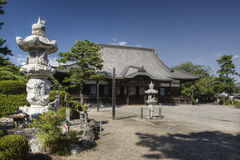 Buddhist temple, Nagoya, Japan Royalty Free Stock Photo