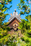 Buddhist temple in Nanzen-ji area - Kyoto Stock Photography