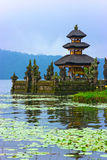 Buddhist Temple On The Water Stock Photos