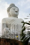 Buddhist temple in Phuket Royalty Free Stock Images