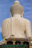 Buddhist temple in Phuket Royalty Free Stock Photo