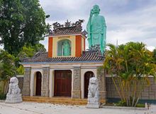 Buddhist temple, Quay Nhon, Vietnam Stock Photo