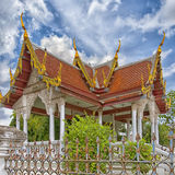 Phetchaburi Temple 22 Royalty Free Stock Photography