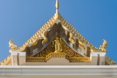 This is a Buddhist temple Royalty Free Stock Images