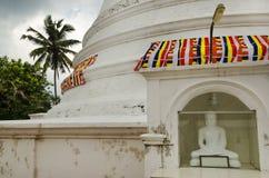 Buddhist Temple, Sri Lanka Stock Images