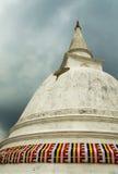 Buddhist Temple, Sri Lanka Stock Photo