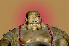 Buddhist Temple. Statue of Buddha-- Beihai Park, Beijing Royalty Free Stock Photos