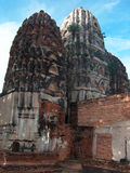 Buddhist temple in Sukhothai thailand Stock Image