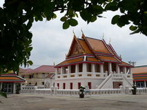 Buddhist Temple. Buddhist Thai temple in bankok, Thailand Royalty Free Stock Photo