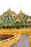 Buddhist temple in Thailand. Stock Photos