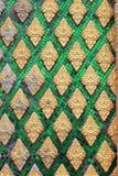 Buddhist temple, Thailand. Royalty Free Stock Photos